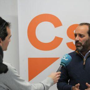 """""""Ciudadanos Málaga tiene un equipo joven, preparado y con proyecto para la ciudad"""""""