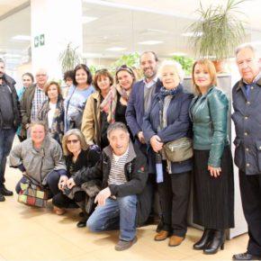 Cassá se reúne con la Asociación Alhelí