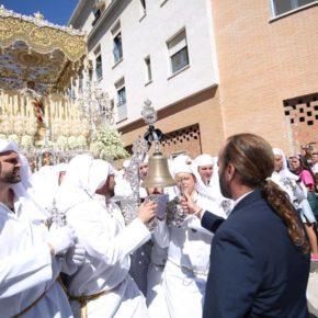 Cs Málaga disfruta de una jornada esplendorosa de Martes Santo