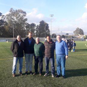 Cs Málaga visita el Club Deportivo Guadalmar