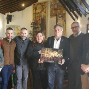 Cs Málaga, en la presentación del cartel de Cuaresma de Cofrades Malagueños