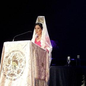 Cs Málaga, en la Exaltación de la Mantilla de la Asociación Pro Tradiciones Malagueñas 'La Coracha'