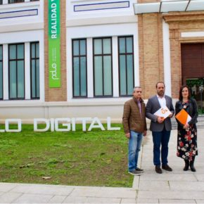 Cs pide que el Polo Digital diseñe una estrategia en Big Data, marketing digital y analítica