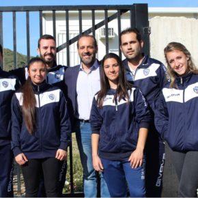 Ciudadanos pide que el Inter Málaga Fútbol Sala, en el que juegan 140 niños y niñas, tenga un campo fijo para competir