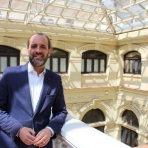 Cassá desgrana en una entrevista en Málaga Actualidad el proyecto naranja para la ciudad
