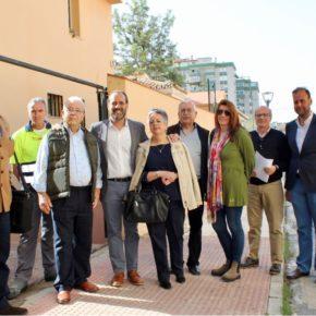 Ciudadanos pide que el Ayuntamiento asuma la gestión del agua en Miraflores de El Palo
