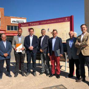 Ciudadanos pide un plan estratégico de suelo industrial, ya que el 96% del que hay en Málaga está ya ocupado