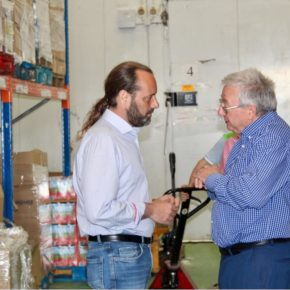 Ciudadanos pide que el Ayuntamiento de Málaga refuerce su compromiso con Bancosol