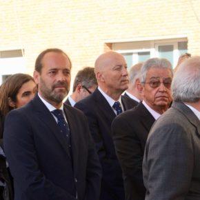 Cassá asiste al acto del 174º Aniversario de la Fundación de la Guardia Civil