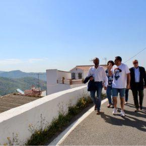 Ciudadanos propone un paquete con diez medidas para mejorar la barriada de Olías