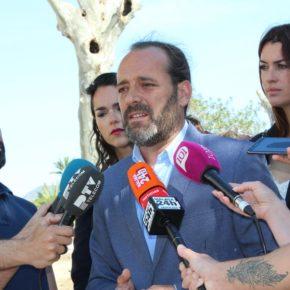 Ciudadanos valora el buen ritmo de la transformación de la Plaza del Patrocinio, que estará lista este verano