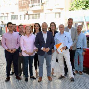 Ciudadanos pide un plan para mejorar la red de saneamiento en Cerrado de Calderón