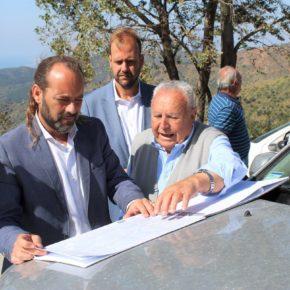 Ciudadanos pide inversiones para los vecinos de Los Montes de Málaga y un plan de acción turístico