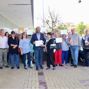 Ciudadanos exige a la Junta que abra las urgencias de Churriana y una ambulancia medicalizada en el centro de salud