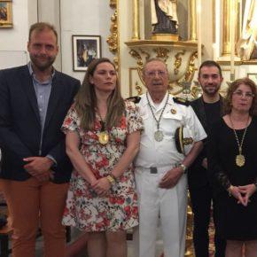 Ciudadanos asiste a la designación del pregonero y el pintor del cartel del Carmen de Pedregalejo