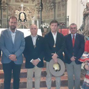 Ciudadanos asiste a la Misa de Romeros de la Hermandad de la Caleta