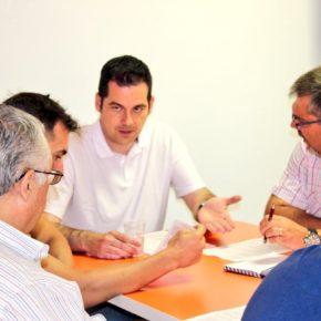 Carballo acerca las 60 medidas naranjas del presupuesto a la Agrupación Norte