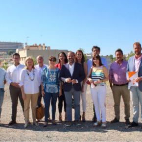 Ciudadanos pide instalaciones deportivas para los vecinos de Parque Clavero