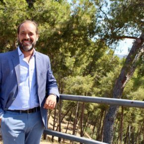 El miércoles arrancan las obras de mejora del Monte Gibralfaro impulsadas por Cs Málaga