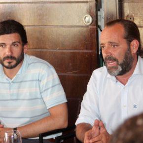 Cs Málaga acerca las 60 medidas naranja en el presupuesto '18 a la Agrupación Oeste