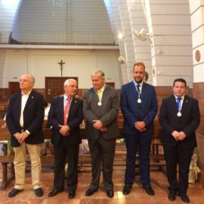 Cs acompaña a la Hermandad de Fátima en su Misa de Estatutos