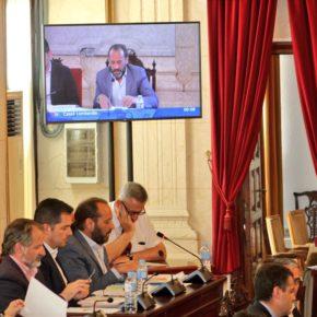 El pleno insta al Gobierno a promover un marco normativo estatal para regular viviendas turísticas a propuesta de Cs