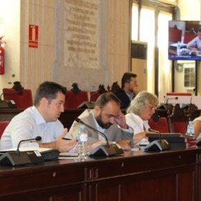 Apoyo unánime a la moción de Ciudadanos para proteger, conservar y divulgar la Fuente del Rey, en Churriana