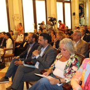Cassá asiste a la presentación del Centro Internacional de Formación de Autoridades y Líderes, CIFAL Málaga