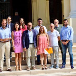 Cs urge a convocar la Comisión Especial de Colaboración con otras Administraciones para abordar el bloqueo de proyectos en Málaga