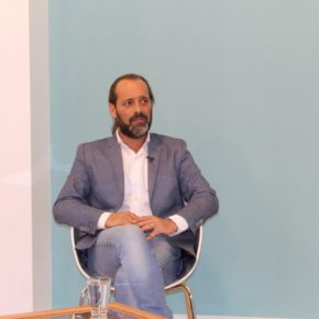 """Cassá: """"Nuestro objetivo es convertir a Málaga en la tercera ciudad de España"""""""