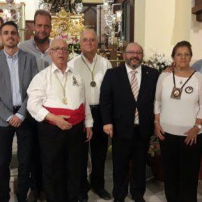 Cs asiste al pregón de la Virgen del Carmen de Huelin