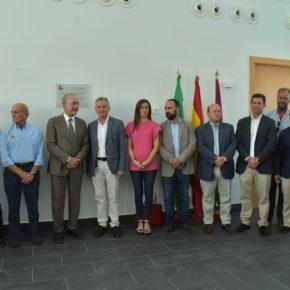Ciudadanos acompaña al Club Mediterráneo en el estreno de sus nuevas instalaciones