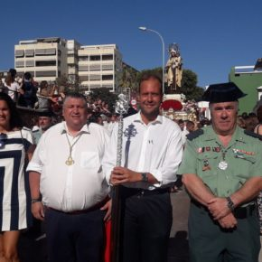 Cs acompaña a las hermandades del Carmen de El Palo y Pedregalejo en sus procesiones