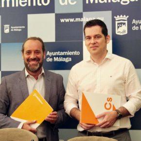 Cs insta al Ayuntamiento a investigar la denuncia por una supuesta agresión del director del CAC de Málaga a una artista