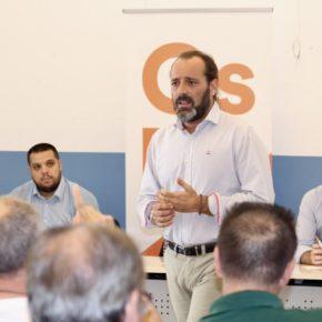 Ciudadanos celebra su encuentro participativo 11x11xMálaga en Bailén-Miraflores