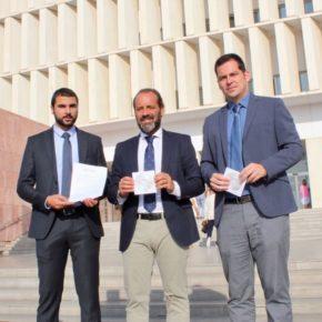 Ciudadanos lleva a la Fiscalía las graves acusaciones de injerencias políticas de dos ex jefes de Urbanismo en Málaga