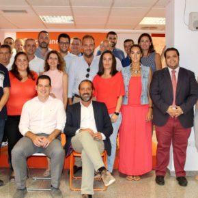 Ciudadanos se fija el objetivo de superar el lastre del bipartidismo e impulsar la cuarta modernización de Málaga