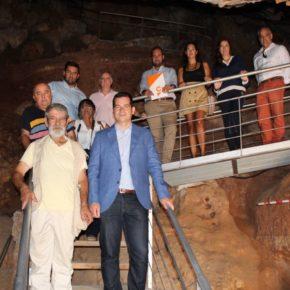 Ciudadanos reclamará en pleno sacar del ostracismo a los Yacimientos Arqueológicos de la Araña