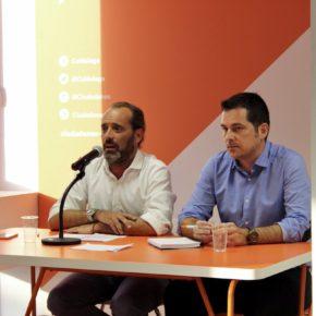 Cassá y Carballo se reúnen con los afiliados de Cs Málaga en el arranque del nuevo curso político