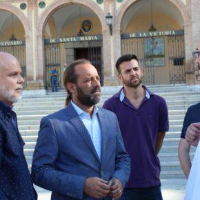 Cs exige que el alcalde saque del olvido al Santuario de la Victoria y que refuerce su promoción turística