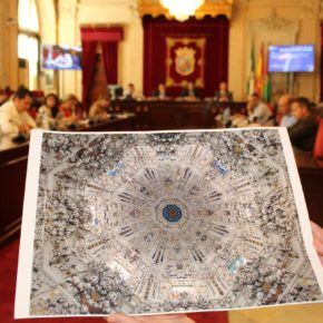 Aprobada nuestra moción para poner en valor el Santuario de la Victoria de Málaga