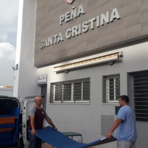 El Club Judo Málaga se queda sin instalaciones y pide ayuda a Ciudadanos