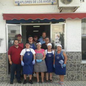 Cs visita a la Asociación 'Yo Soy Tú' para conocer su labor social en Bailén-Miraflores