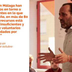 Mejoras para atender a los inmigrantes en Málaga