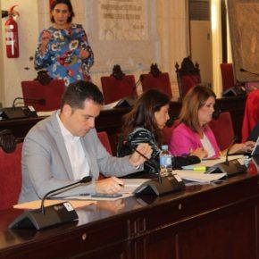 Aprobada nuestra moción para estudiar medidas fiscales y compensaciones para comercios afectados por las obras del metro en Callejones del Perchel