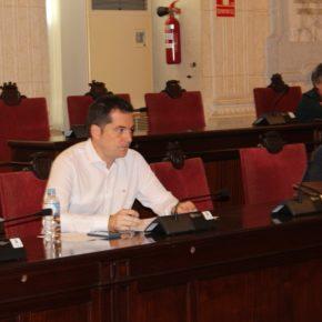 Exigimos solución para el Club Judo Málaga, sin espacio para entrenar por las obras en el Pabellón de Tiro de Pichón