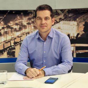 """Carballo: """"Llevar el metro al PTA es una inversión prioritaria en Málaga y uno de los objetivos de Ciudadanos"""""""