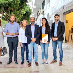 Ciudadanos pide una campaña sancionadora para acabar con los excrementos caninos en las calles de Málaga