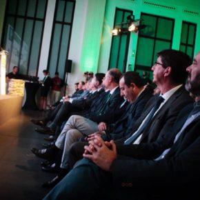 Cassá asiste a la entrega de premios de La Opinión de Málaga