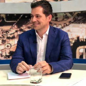 """Carballo: """"Junta y Ayuntamiento tienen que dejar a un lado las guerras partidistas y mirar por el bien de Málaga"""""""